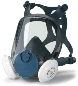 Full face masks against gas, vapour and dust; 9000 series